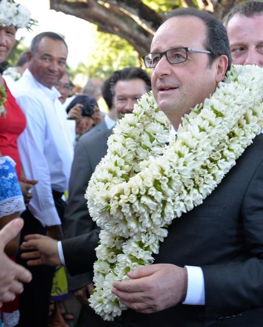 Journal des enfants : François Hollande à Tahiti, quel est le rôle du président de la République ?