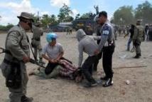 Papouasie: onze évadés abattus par la police