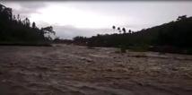 Fortes pluies : des vidéos impressionnantes de la Taharuu et de Rangiroa