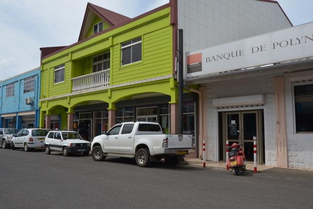 Grave accident de voiture à Raiatea