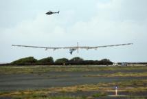 Premier vol d'essai réussi pour Solar Impulse à Hawaï