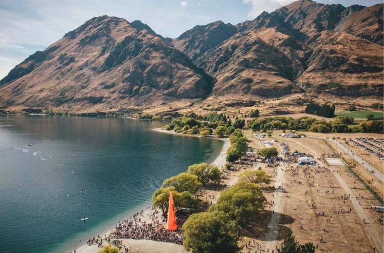 Le Xterra est la version 'nature' du triathlon. Le cadre du Xterra de Nouvelle Zélande y correspond parfaitement