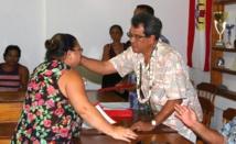 Hitiaa o te ra : Une cinquantaine de familles sinistrées ont reçu leurs bons en matériaux