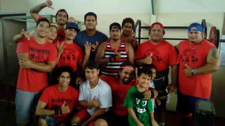 Force Athlétique : Nahiti et Tahiti Iti au coude à coude