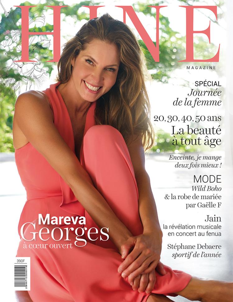 Presse: Hine et Mareva Georges célèbrent la journée de la femme