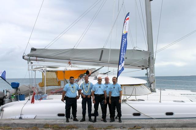 """Fort du succès de cette mission expérimentale en 2015, l'opération """"catamaran gendarmerie"""" reprend du service du 6 au 26 mars prochain."""