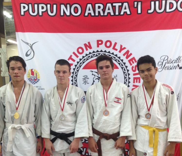 Judo « Coupe Ne Waza » : Les premiers champions se dévoilent