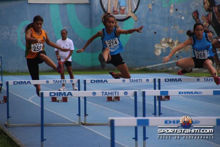Athlétisme « Meeting Olympian's Sport » : De belles performances malgré la pluie