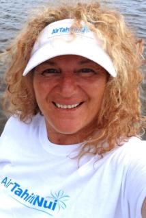En plus du Tour de France à la voile, Isabelle Barbeau va régater en laser aux quatre coins du monde (Europe et Etats-Unis).