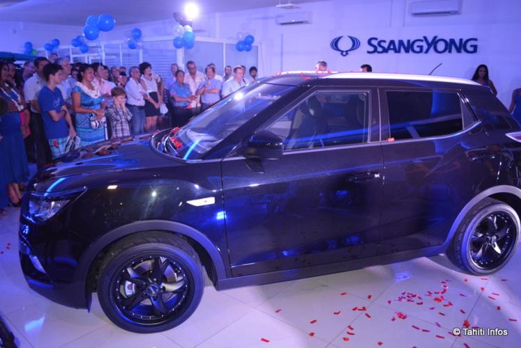 Miklus se lance dans la concession automobile avec SsangYong