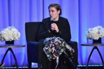 Lena Dunham, la créatrice de 'Girls', hospitalisée