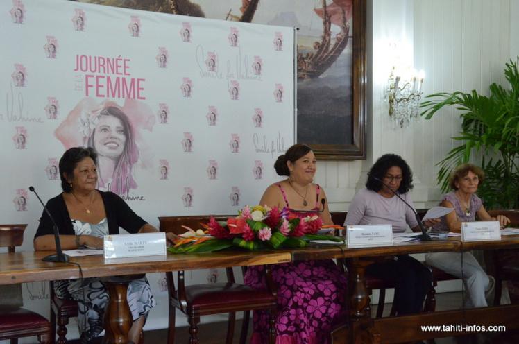 Le programme des manifestations organisées cette semaine autour de la journée internationale de la femme a été présenté lundi par la Délégation à la famille et à la condition féminine.