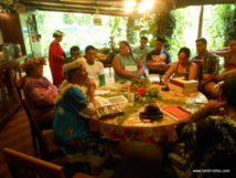L'association Punareo Piha'e'ina à la rencontre des matahiapo