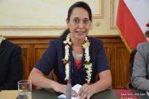 Tea Frogier confirmée à la tête du ministère du Travail