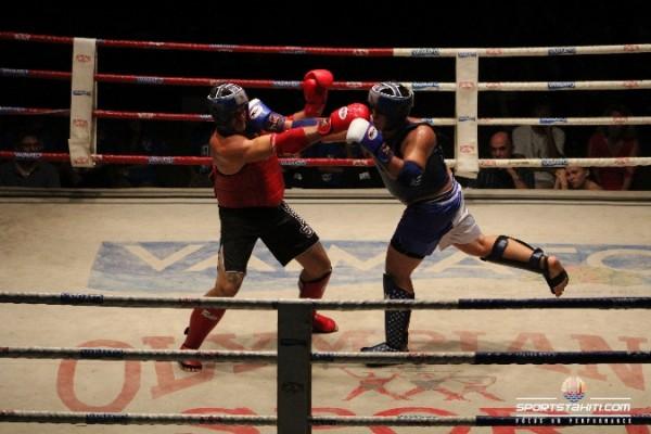 Boxe Thaï « Superfight 2 » : Il y a eu du spectacle à Fautaua