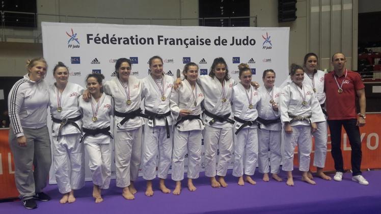 Judo : Rauhiti Vernaudon médaillée de bronze aux championnats de France par équipe