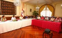 Consultation des partenaires sociaux sur la PSG2 à la Présidence