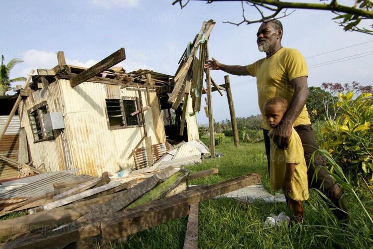 Fidji: Winston a fait un 44ème mort, les brèves du Pacifique de Radio Australia