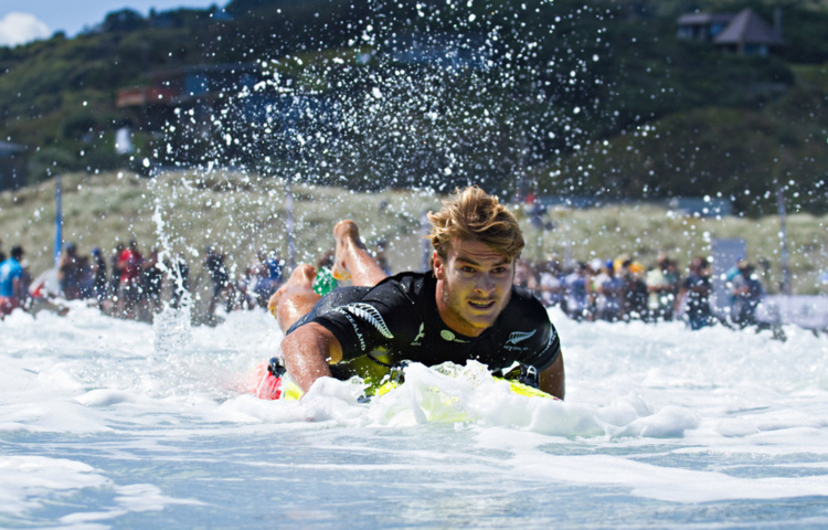 Zane Schweitzer a été imbattable lors de cette 2e épreuve d'endurance © Scott Sinton