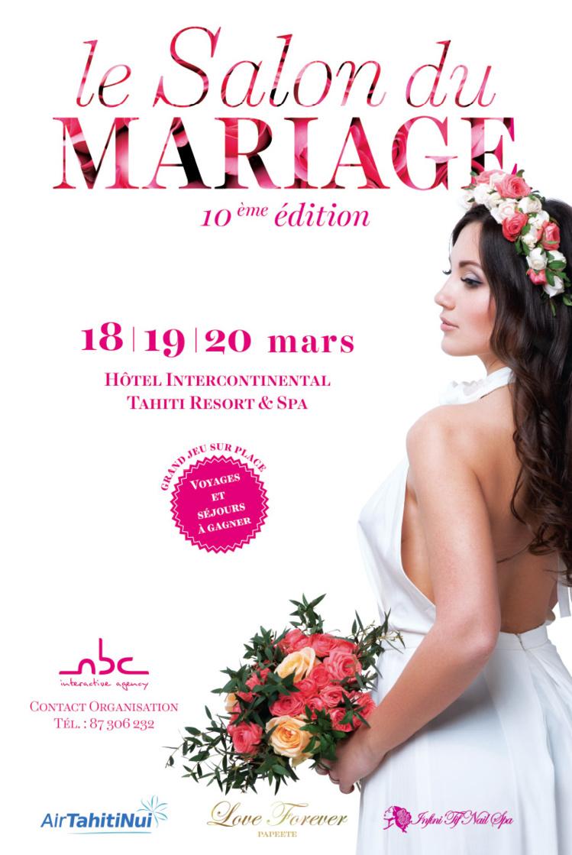 Salon du mariage du 18 au 20 mars