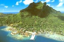 Mort d'un touriste japonais à Bora Bora