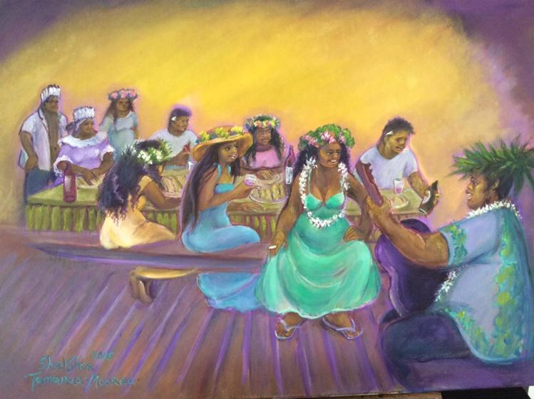 """Bringue locale, vie au marché, balade en truck, scènes de pêche… Plongez dans le """"tahitian way of life"""" vu par cette amoureuse du fenua."""
