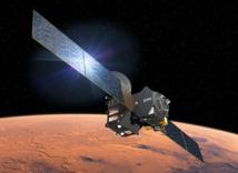 La mission russo-européenne ExoMars 2016 entame son voyage vers la planète rouge