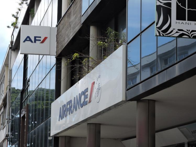 Air France : Les passagers redispatchés sur Air Tahiti Nui
