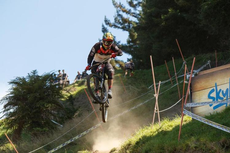 VTT « Cranckworks Rotorua » : Temarii Buillard améliore son classement
