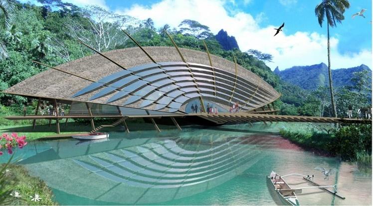 Moorea : La construction du Fare Natura démarrera en octobre