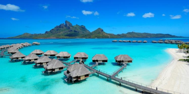 """Le Sofitel Bora Bora Marara Beach Resort, avec les deux autres Sofitel de Polynésie, a été racheté par le fonds d'investissement Grey Investment Group, qui engage un partenariat """"de long terme"""" avec AccorHotels pour les gérer."""
