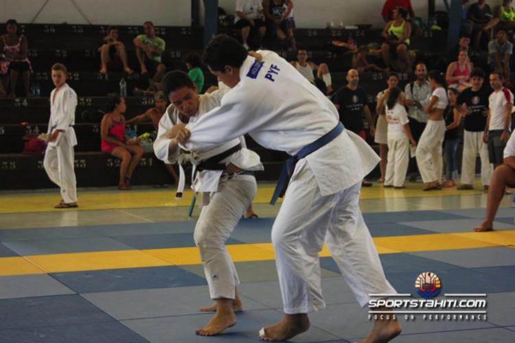 Judo « Chpt de Polynésie » : Vénus en forme