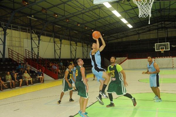 Basket : Aorai (H) défait le tenant de la Coupe de Tahiti