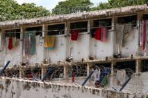 """Nuutania : """"l'évadé"""" retourne de force en prison"""