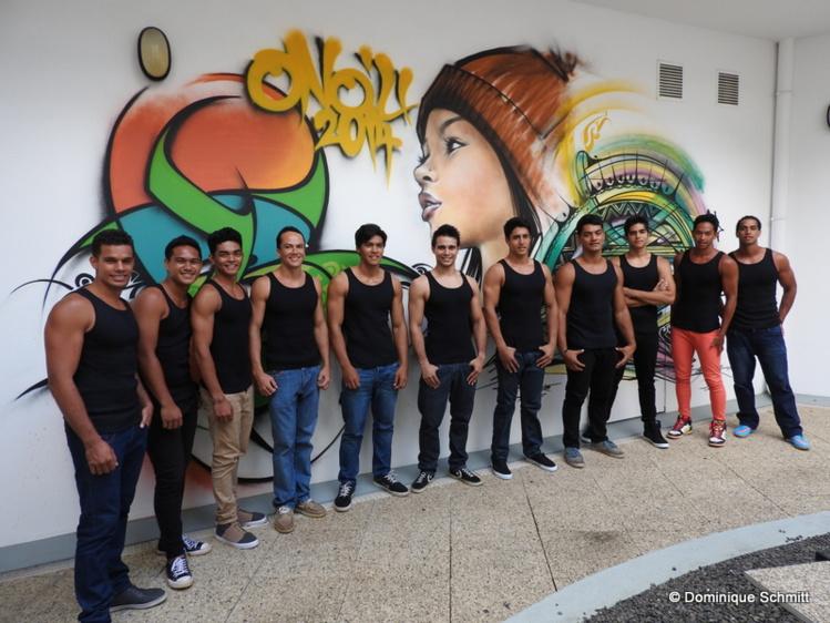 Les 12 candidats en lice pour l'élection de Mister Tahiti 2016, prévue le 15 avril, sont désormais connus.