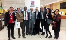 Tearii Alpha présente la politique de l'habitat durable du Pays à la conférence « European Habitat »