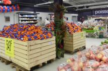 Légende : Les quatre cinquième des produits agro-alimentaires présents sur le territoire sont importés mais difficiles d'avoir plus d'informations