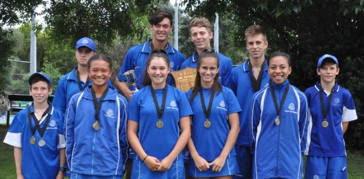 Tennis – Tournoi des Lycées d'Auckland : le tennisman de Moorea Heve Kelley s'impose