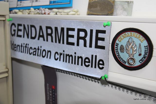 L'identification criminelle : le fenua aussi a ses experts