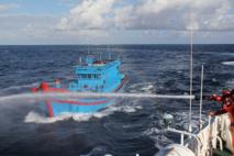 Des bateaux de pêches taïwanais essuient des tirs dans les eaux indonésiennes