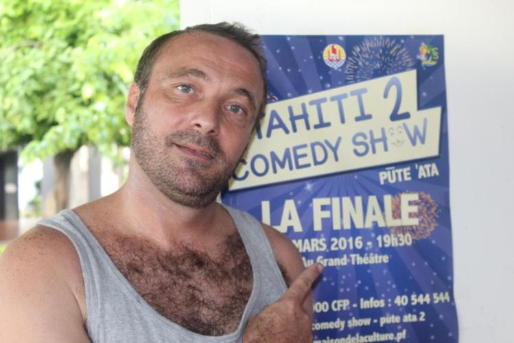 """""""Tahiti Comedy Show"""" : les finalistes face à leur public jeudi"""