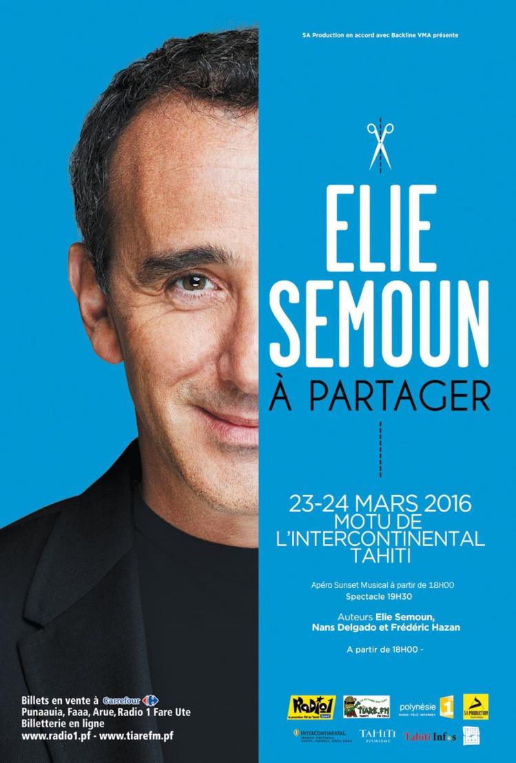 """Élie Semoun : """"Le rire est libérateur"""""""
