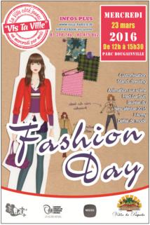 Vis ta Ville « Fashion Day » ce mercredi 23 mars