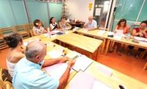 Réunion de la commission du Centre national pour le développement du sport