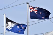 Drapeau: Les Néo-Zélandais refusent de remplacer l'Union Jack par une fougère