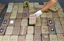 Colombie: 1,3 tonne de cocaïne saisie sur l'océan Pacifique