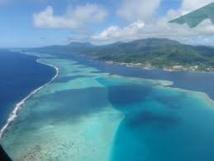 Une femme retrouvée morte dans le lagon de Raiatea, la noyade confirmée (Màj)