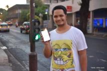 Wilfred Johnston nous présente son application mobile : feu vert pour les horaires de bus collaboratifs !