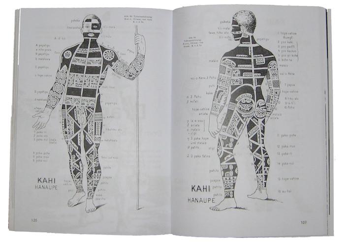 Grâce aux dessins qu'il a recueillis auprès des Marquisiens, l'explorateur allemand Karl von den Steinen est à l'origine du renouveau du tatouage polynésien.