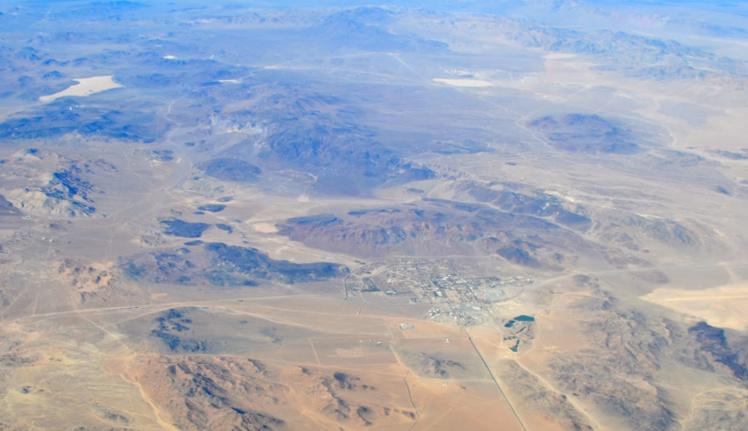 Le Centre de Recherche & Developpement est basé dans le desert califormien, non loin de la base militaire de Fort Irwin